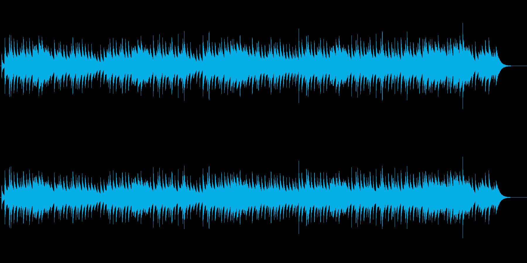 民謡の切ないオルゴールアレンジ 蛍の光の再生済みの波形