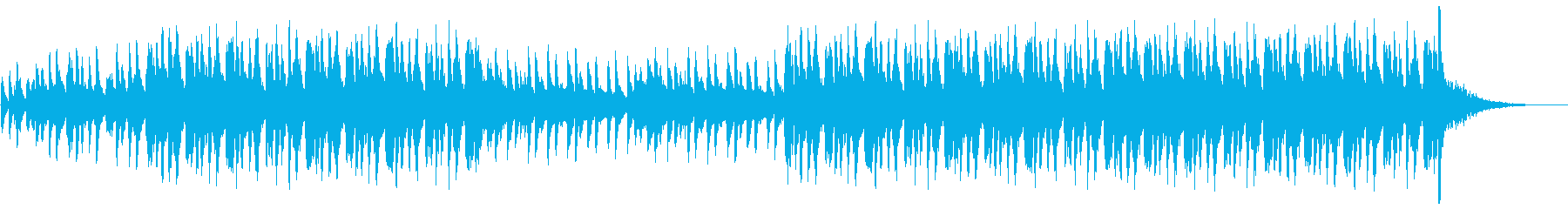 感傷的なシネマティックオーケストラの再生済みの波形