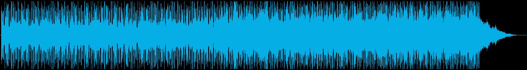 ゆったりとしたムードでポップ/ロッ...の再生済みの波形