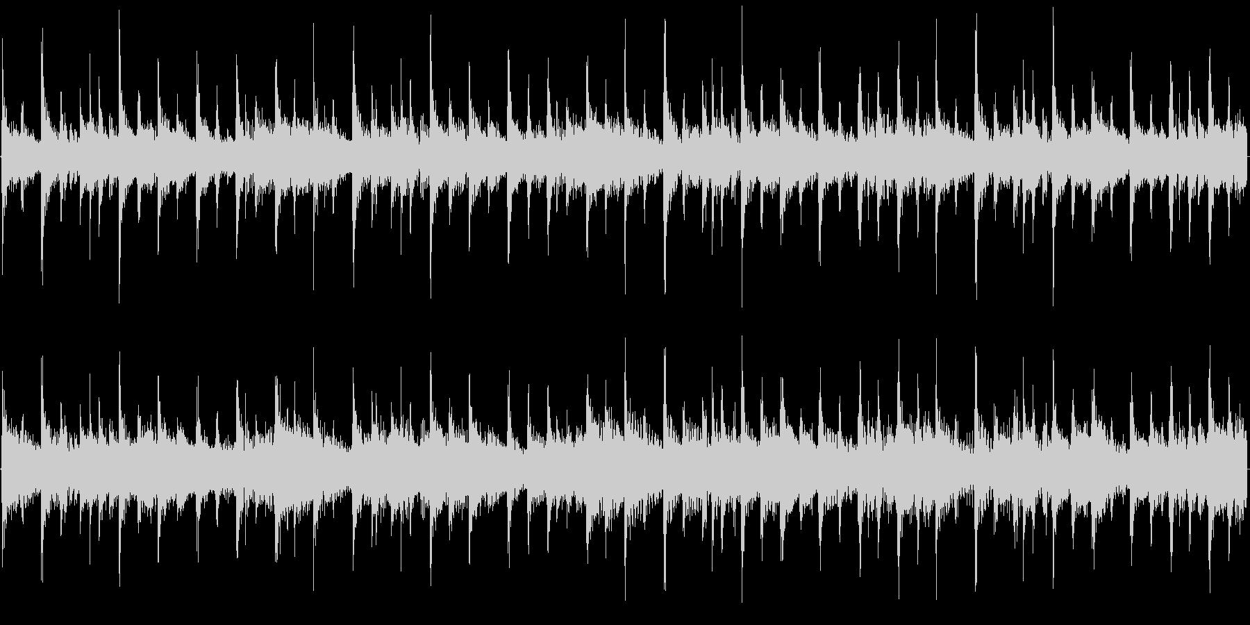 128bpm_C#→G#-Maj、ロックの未再生の波形
