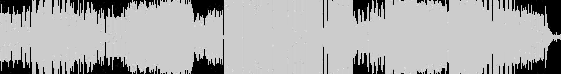 代替ポップロック。積極的な運転のア...の未再生の波形