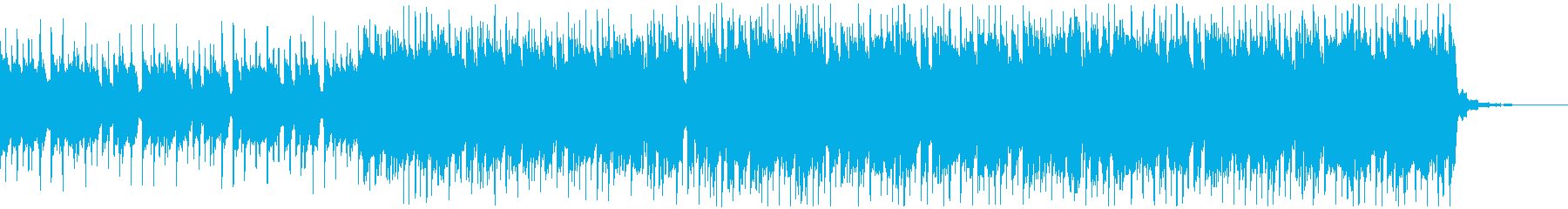 Piano House 3の再生済みの波形