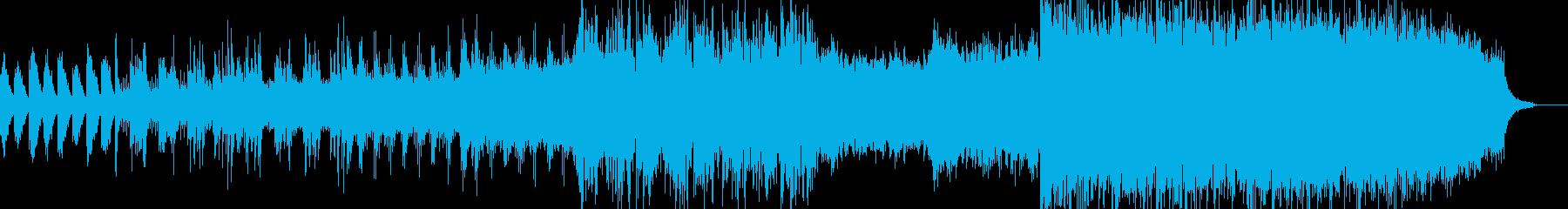 Fieldの再生済みの波形