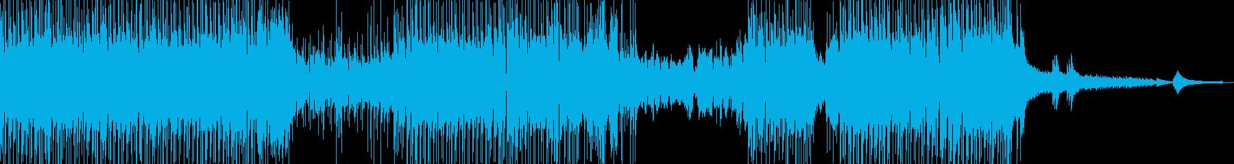フルート・涼し気なポップス 短尺の再生済みの波形