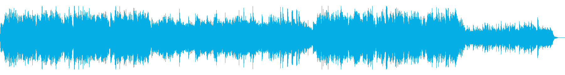 ノスタルジックな曲_EDテーマなどにの再生済みの波形