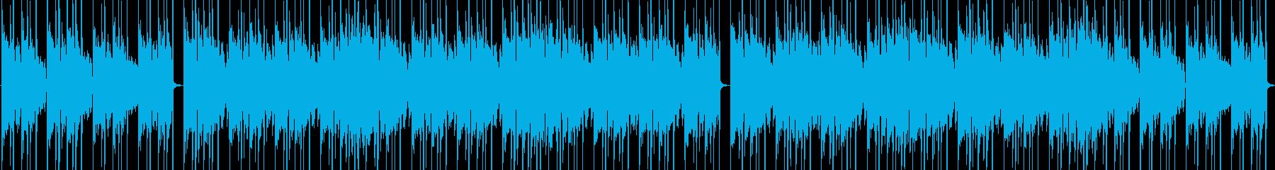 【チル】漂うようなLoFiヒップホップの再生済みの波形