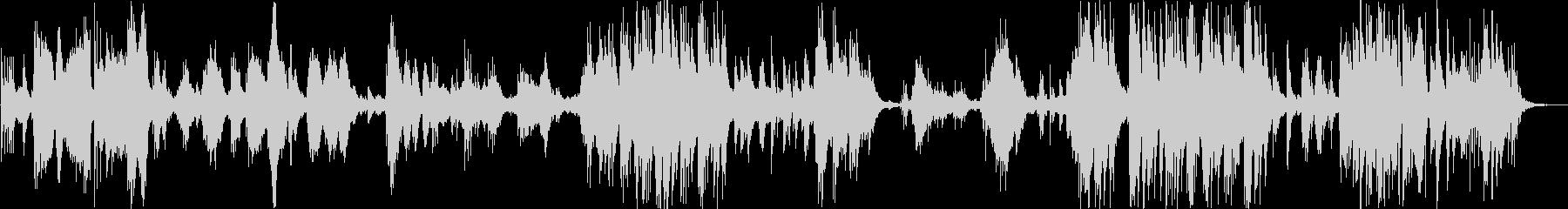 禁じられた遊び~愛のピアノ即興アレンジの未再生の波形