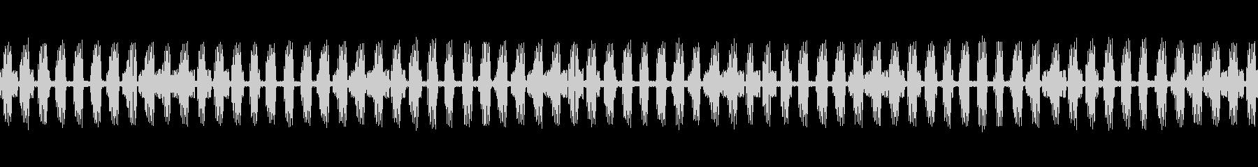 【生録音】秋の虫たちが鳴く音2 ループの未再生の波形
