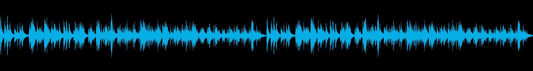 うっとりするノスタルジックなギターソロの再生済みの波形