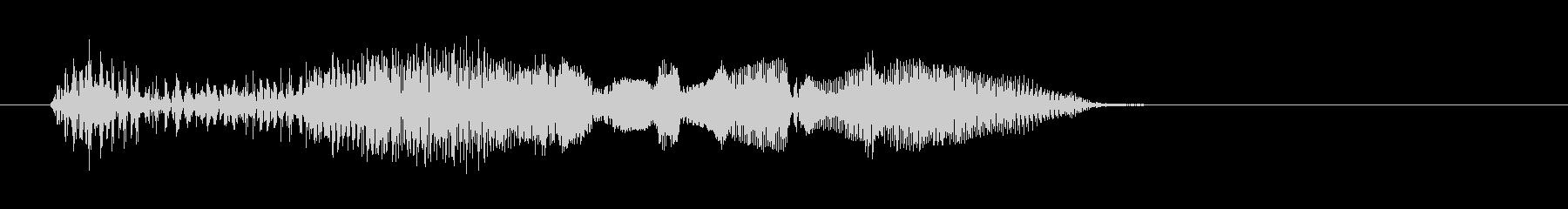 腹の虫-25(腹ペコ・ぐう〜)の未再生の波形