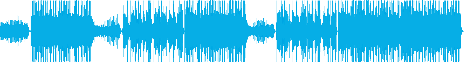 ベルを使ったダークハロウィンヒップホップの再生済みの波形