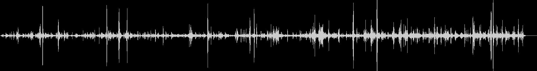 ケージ-動物ストアの未再生の波形