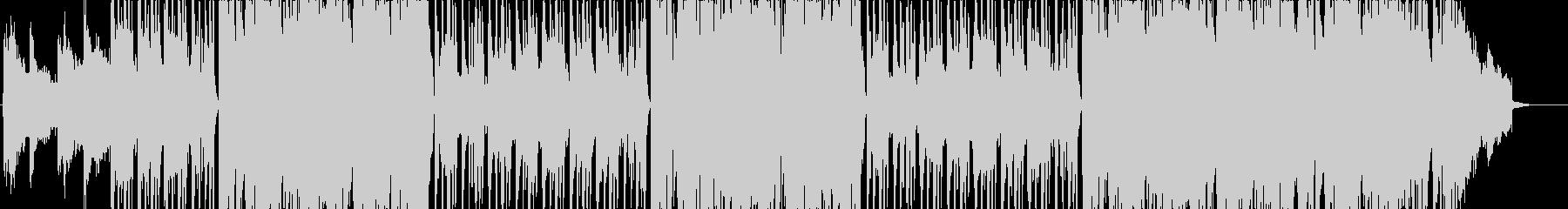 カフェに合うLO-FI HIPHOPの未再生の波形