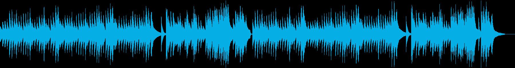 女心の歌【しっとりピアノ版】の再生済みの波形