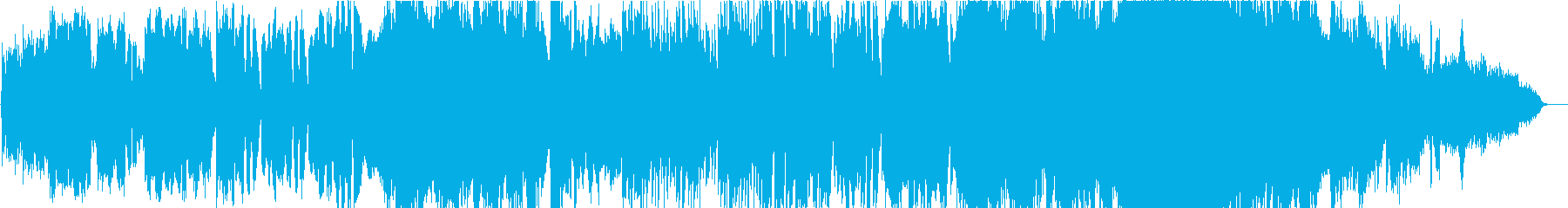 A bright and hearty, colorful song of Niko's reproduced waveform