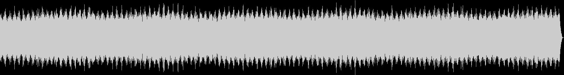 ヒーリング、アンビエントの未再生の波形
