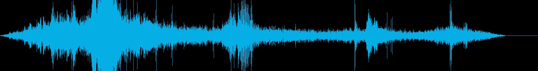 デイトナ、ロレックスナイトトライア...の再生済みの波形