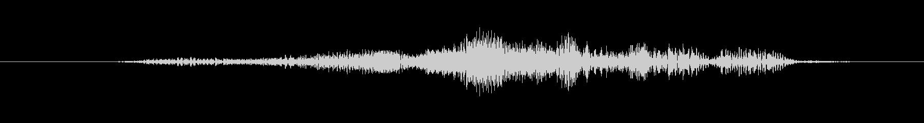 鳴き声 ボーカルネイ04の未再生の波形