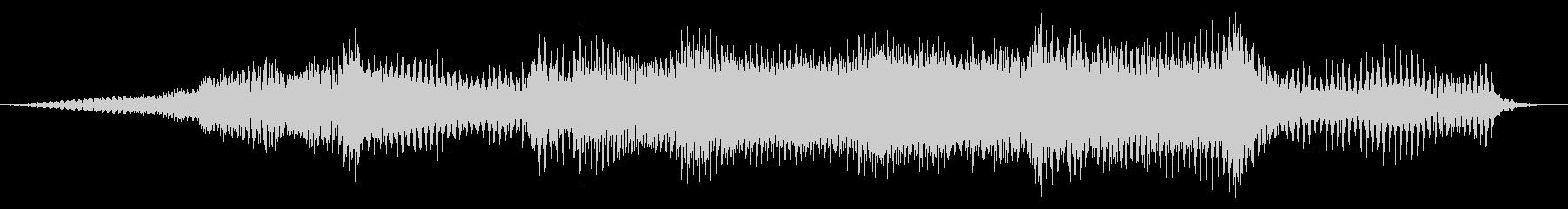 【ダーク】嫌な空気_ハイストリングスの未再生の波形