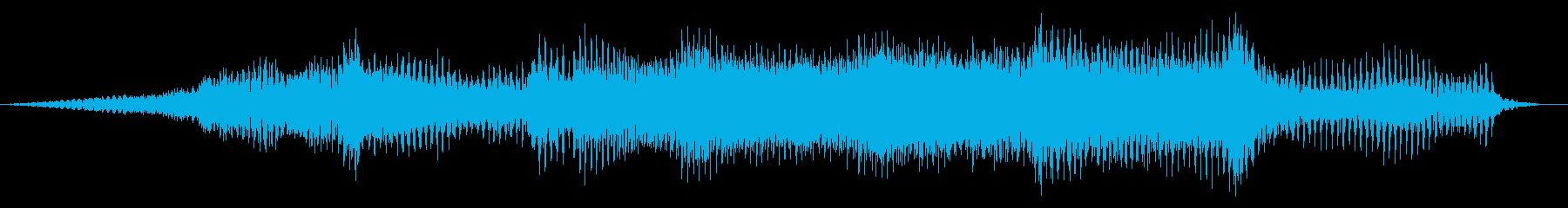 【ダーク】嫌な空気_ハイストリングスの再生済みの波形