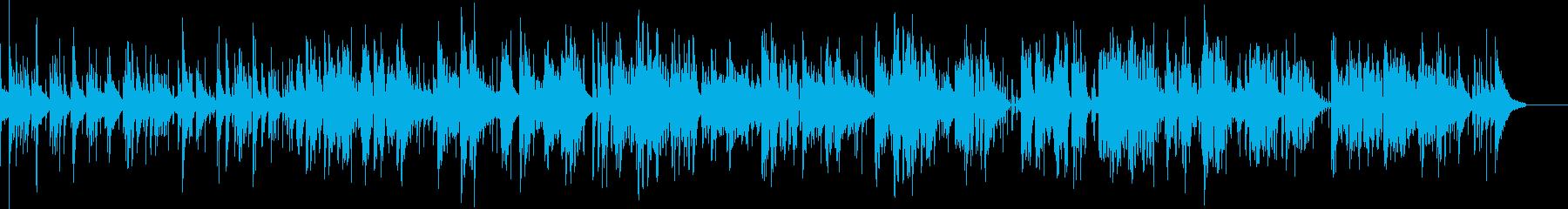 ヴィブラフォンが奏でるバラードナンバー の再生済みの波形