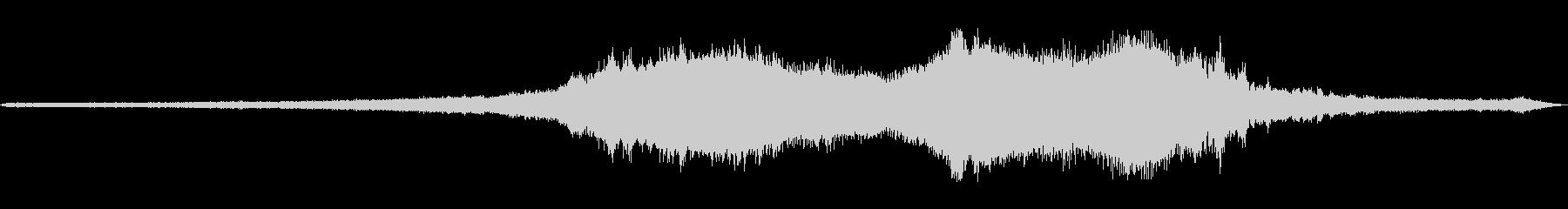 飛行機_タイ_旅客機_02の未再生の波形