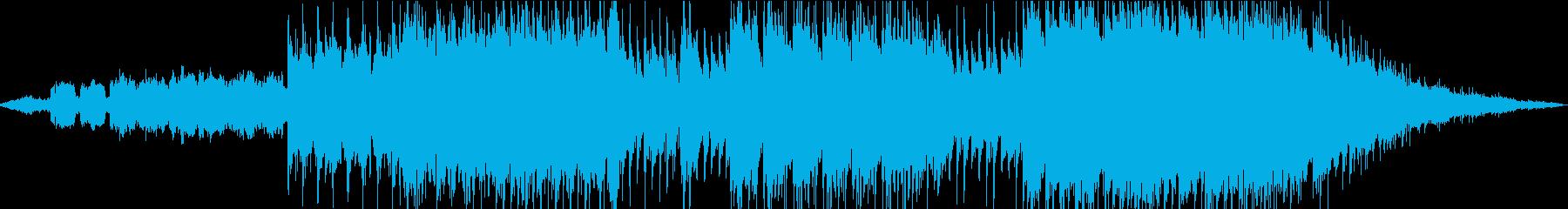 音楽から戦争、そしてドラム音まで。中世。の再生済みの波形
