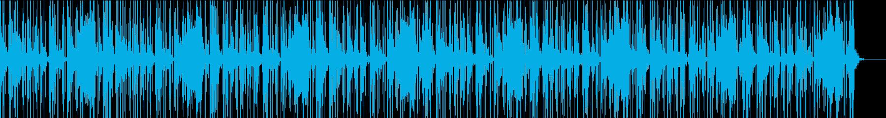 ゆるふわとサイケの黄金比BGM!の再生済みの波形