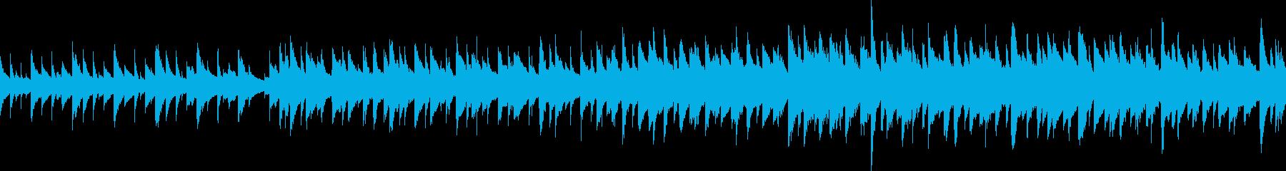 ほんわかカントリー (ループ仕様)の再生済みの波形