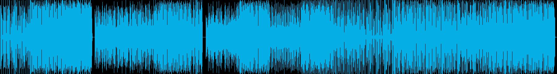 ポップ サスペンス アクション 繰...の再生済みの波形