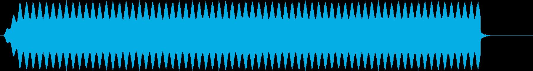 おっと。サイレン;ハイフーピーサイ...の再生済みの波形
