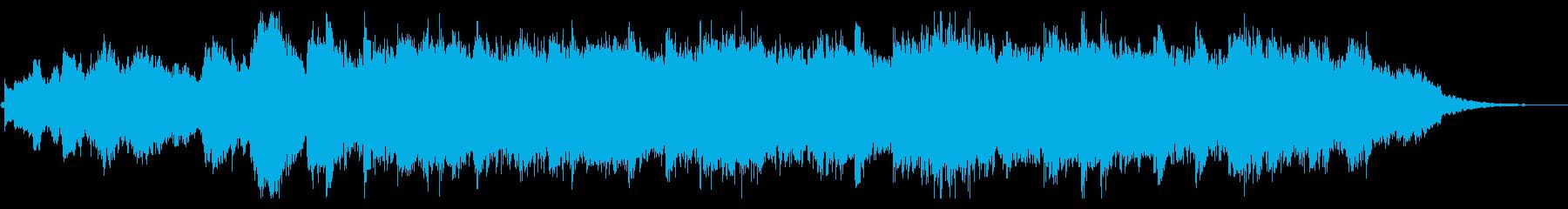 Hello Again_60secの再生済みの波形