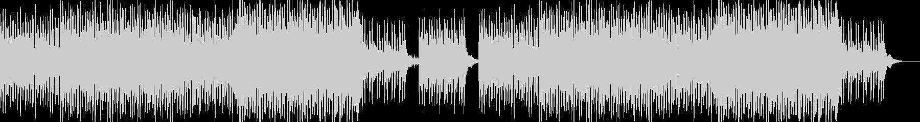 ワルツでハロウィン風のオーケストラの未再生の波形