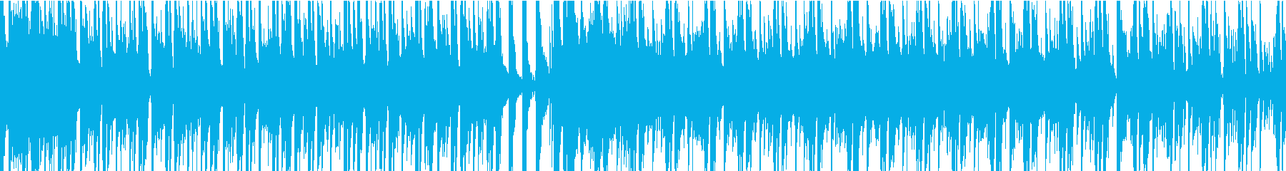 かわいいお洒落ネオ渋谷系ポップ(ループ)の再生済みの波形