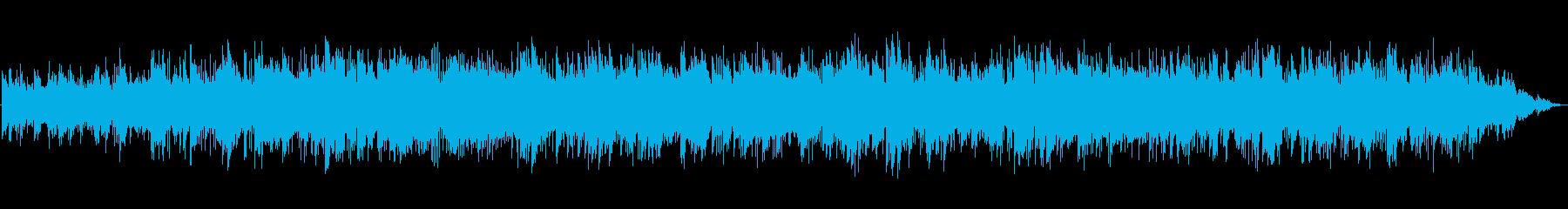 回転する機械を無心で見つめる チルアウトの再生済みの波形