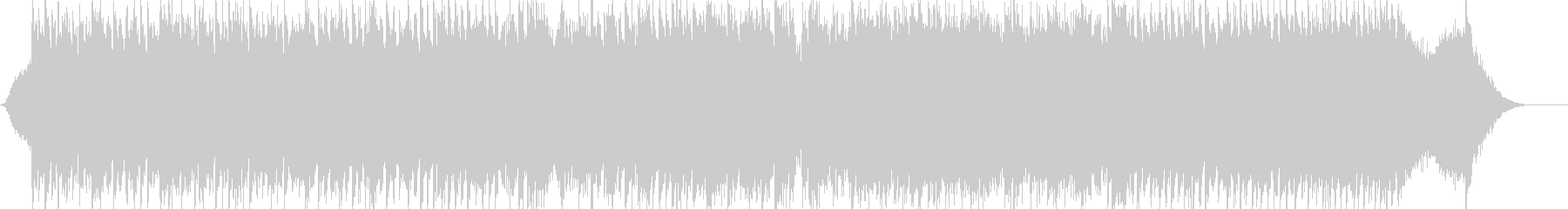 ダークファンタジーオーケストラ戦闘曲49の未再生の波形