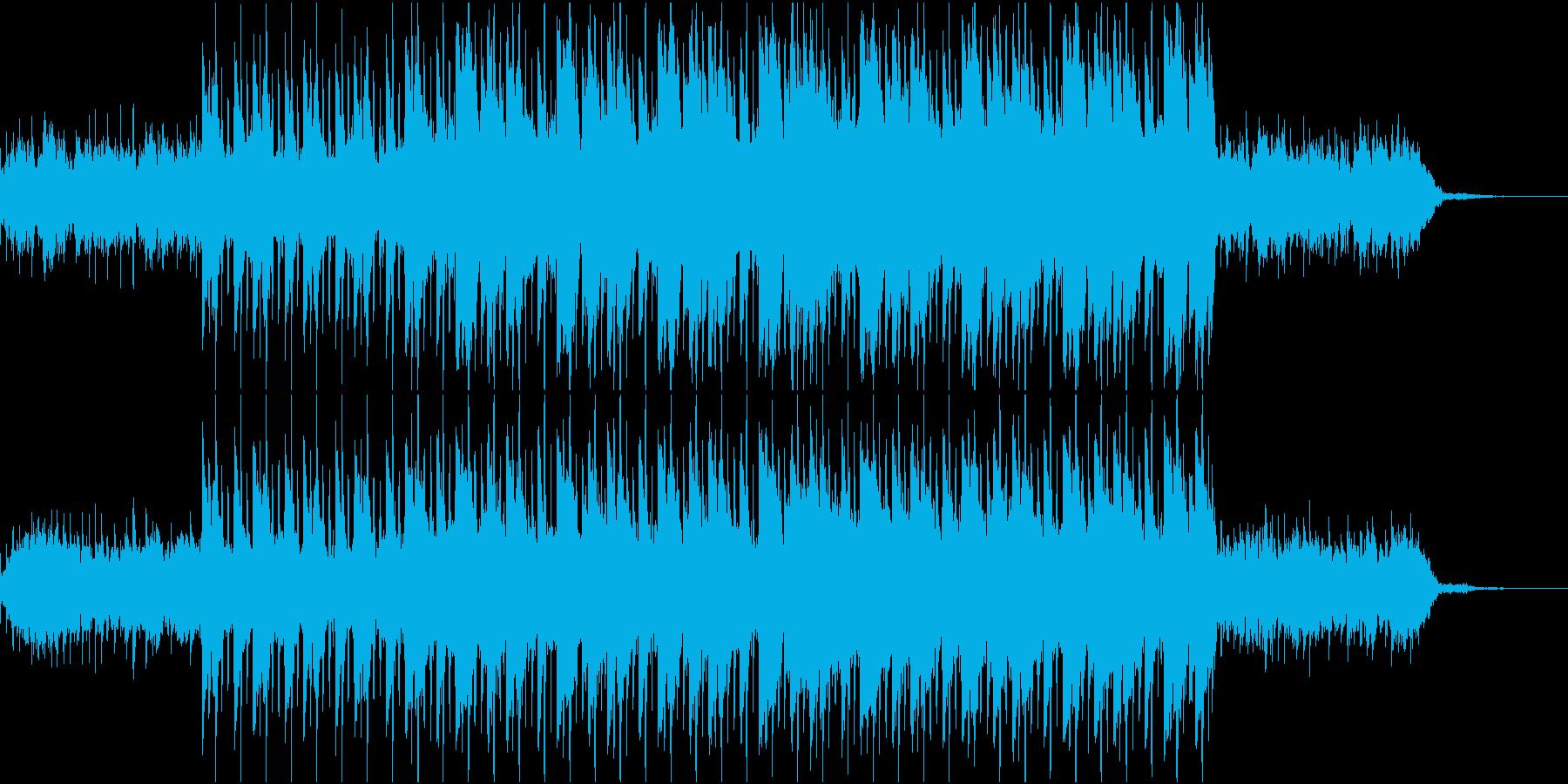 哀愁 アコースティック バラードの再生済みの波形