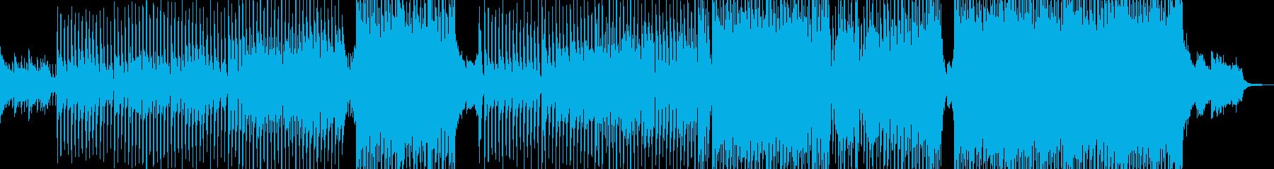 希望・涙を笑顔に テクノ・ピアノ有 Sの再生済みの波形