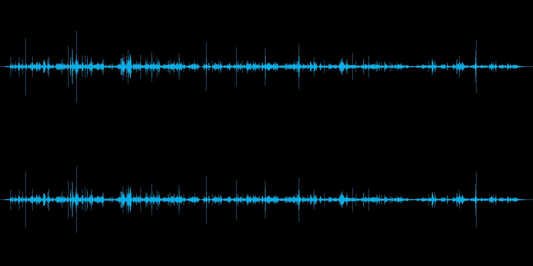 紙 シートフラット02の再生済みの波形