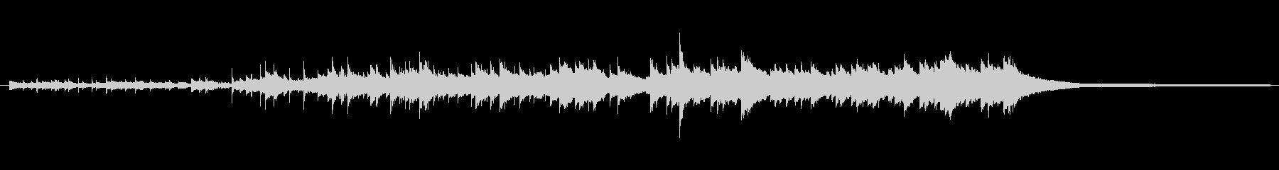 ベルトライアングルリングロールbの未再生の波形