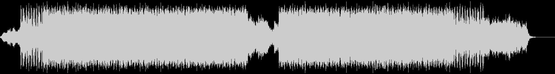 シンセとキックと808で跳ねるレゲトンの未再生の波形