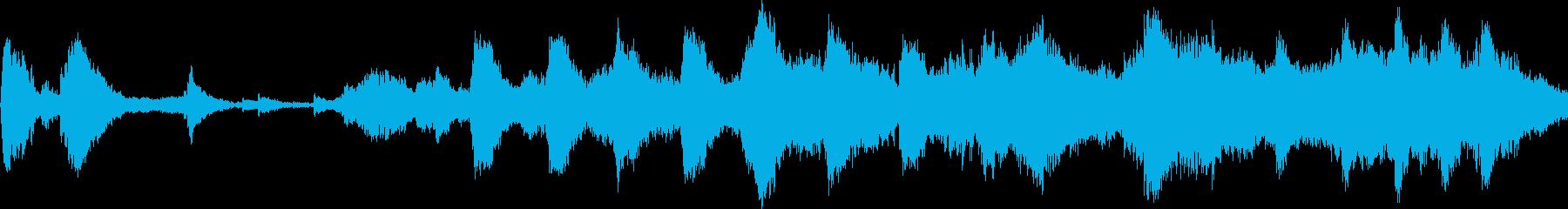 世界ケルト研究所落ち着いた。雄大な...の再生済みの波形