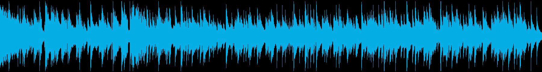 妖艶でエロいセクシーサックス※ループ版の再生済みの波形