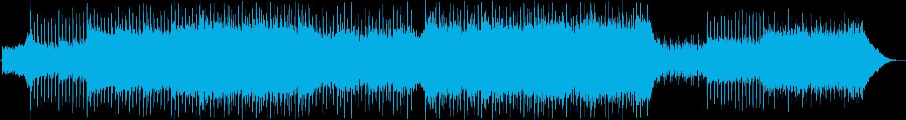 インディーロック 企業イメージ ポ...の再生済みの波形