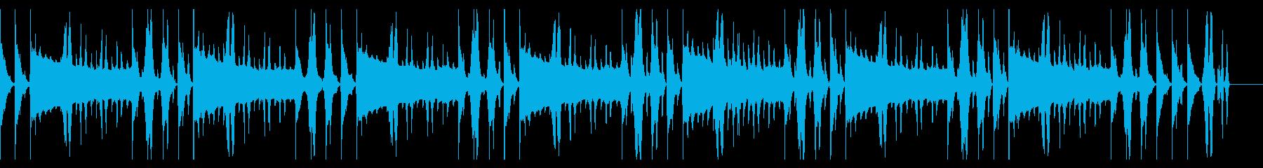 114 BPMの再生済みの波形