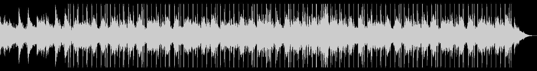 お洒落なチルアウト ピアノジャズソウルの未再生の波形
