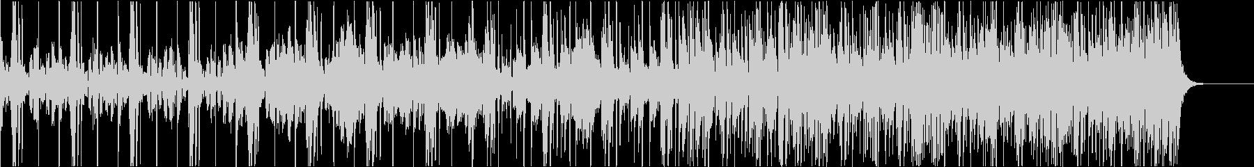 スタイリッシュ・クールなエレクトロニカ の未再生の波形