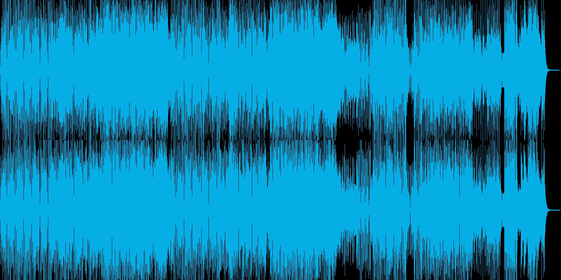 バンジョー・ご機嫌で陽気なカ…00:30の再生済みの波形
