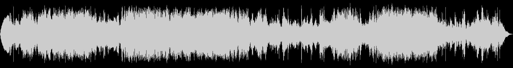 グルーヴィースペース2の未再生の波形