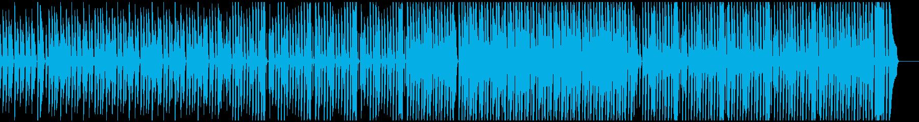ピアノ口笛リコーダーなど ほのぼのした曲の再生済みの波形